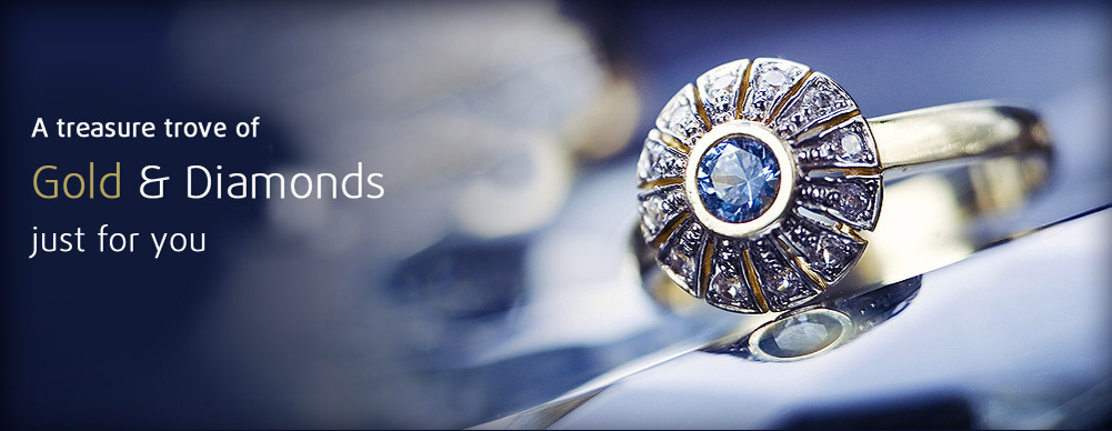 Gold & Diamond Jewellery Manufacturer