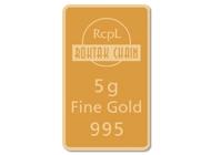5 Gram Gold Coin