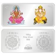 Luxmi Ji Ganesh Ji Bar 100g