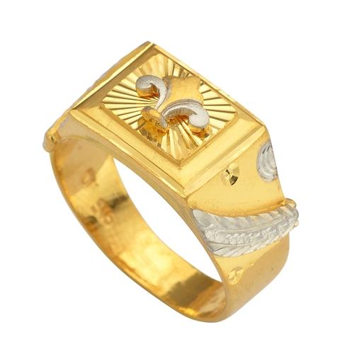 Gents Gold Rings Delhi Wholesale Mens Gold Ring Supplier in Delhi