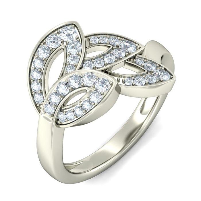 Ladies Diamond Rings in Delhi, Wholesale Diamond Rings For Women ...